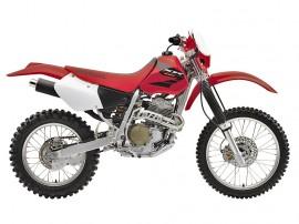 Zylinder Honda - XR-R