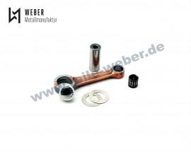 Aprilia RS / SX / AF / MX Rotax 122 / 123 Wössner Pleuel Kit
