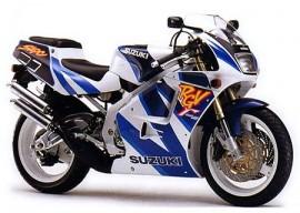 Zylinder Suzuki - RGV