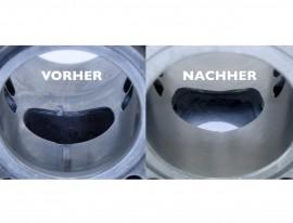 Zylinderinstandsetzung / Zylinderbeschichtung / Regenerieren / Nicasil bis 85ccm (bis 50mm Bohrung)