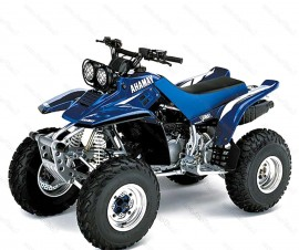 Zylinder Kit Yamaha - YFM Raptor / Grizzly / Warrior / Rhino / Viking